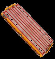 Piastrelle elettromagnetiche per presse e tamponi