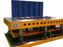 Stampo per la produzione di piastrelle in monocottura, bicottura, gres